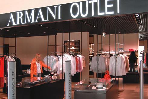 Fort Wayne Mall >> Armani Shops U.S.A., Armani Store Locator