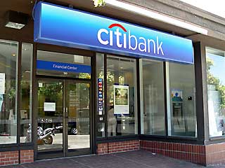 citibank shops