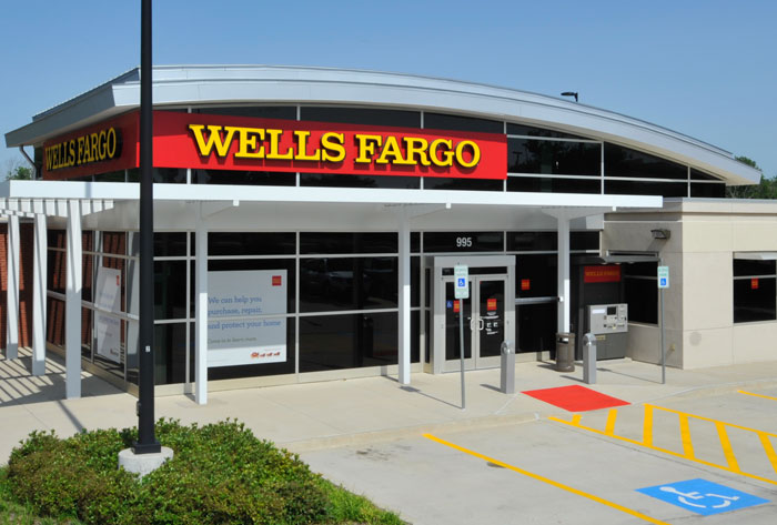 Wells Fargo Bank Service